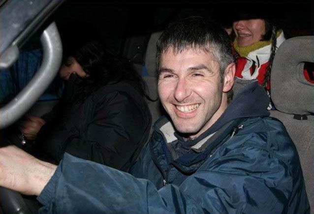 Максим Багель. Технический директор штаба Гонки «Экспедиция-Трофи 2008».